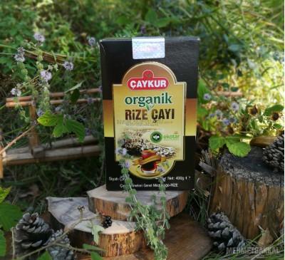 Çaykur Organik Rize Çayı - 400Gr